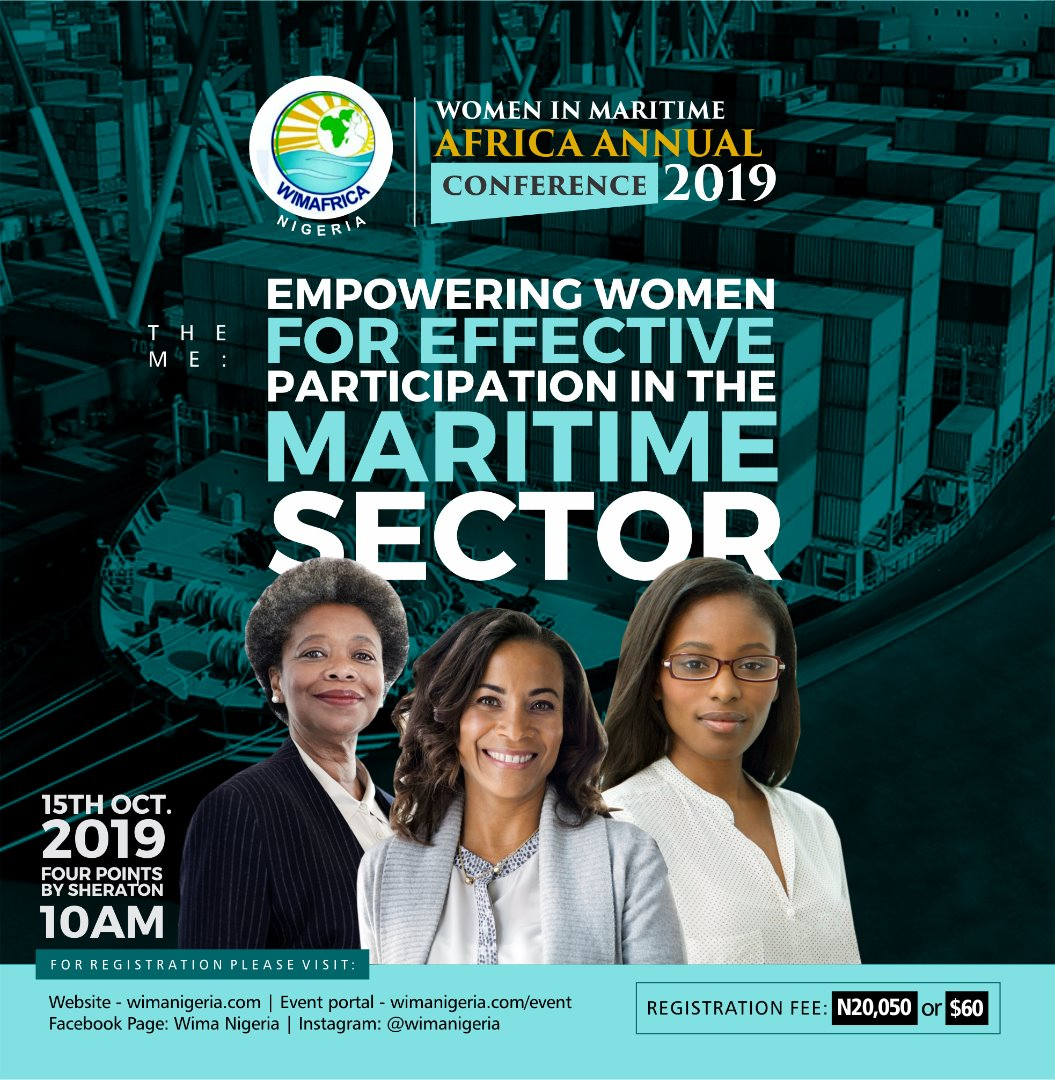 Women in Maritime Africa Annual Conference 2019 - Nigeria